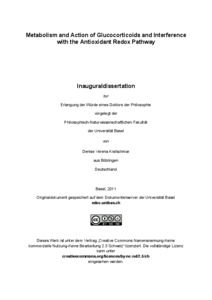 Antioxidant phd thesis