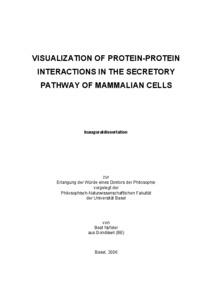 Production, Purification and Characterization of Recombinant Viral