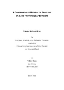 Dissertation extracts